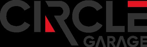 logo circle garage