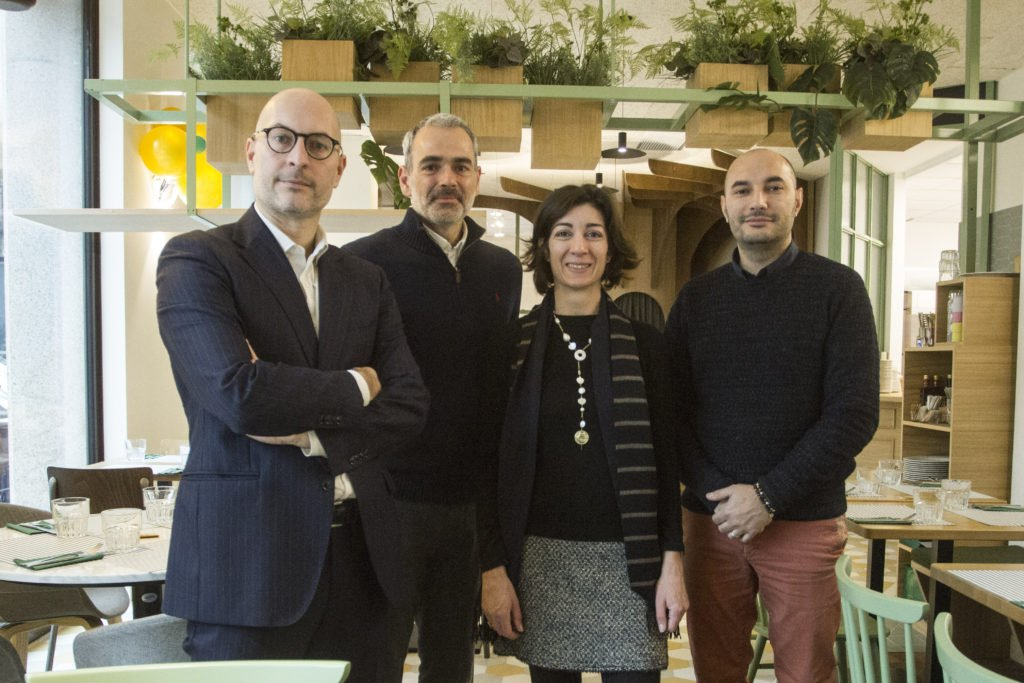 ufficio stampa benvenuto family restaurant - open day Milano