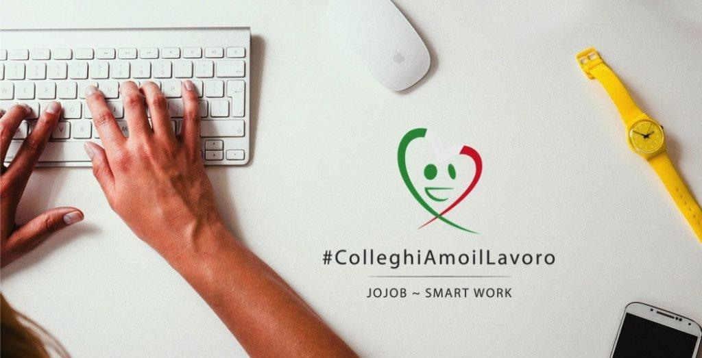 colleghiamoillavoro _ smartworking jojob